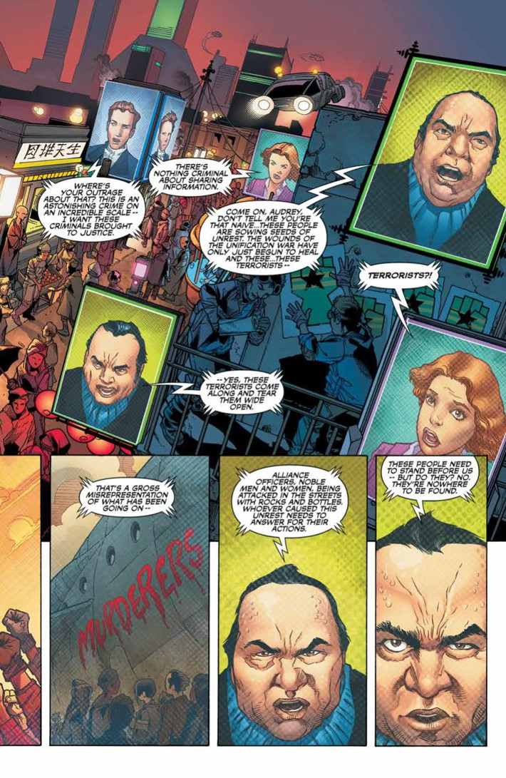 Firefly_Legacy_v2_SC_PRESS_06 ComicList Previews: FIREFLY LEGACY EDITION VOLUME 2 TP