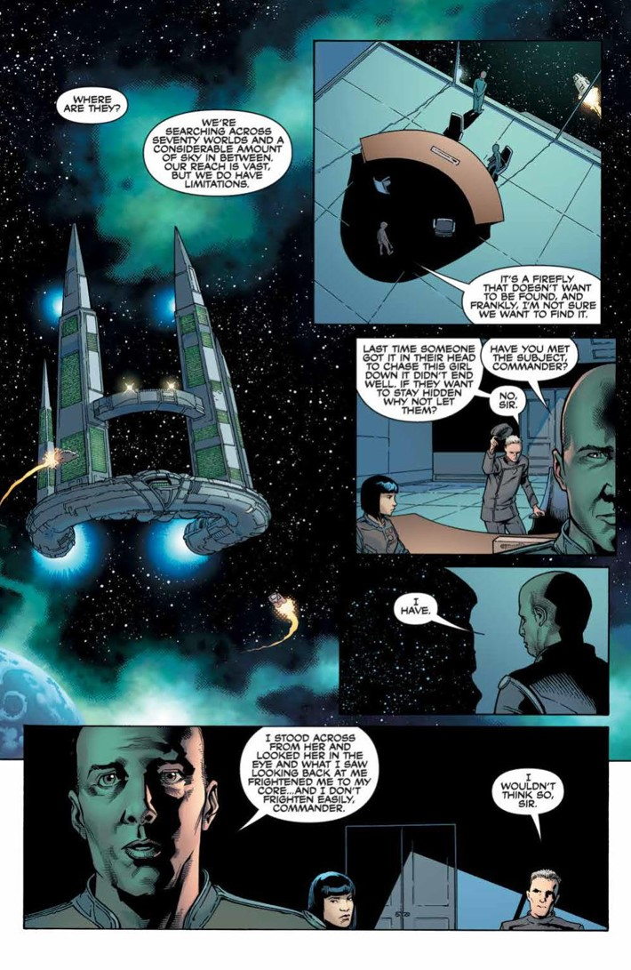 Firefly_Legacy_v2_SC_PRESS_07 ComicList Previews: FIREFLY LEGACY EDITION VOLUME 2 TP