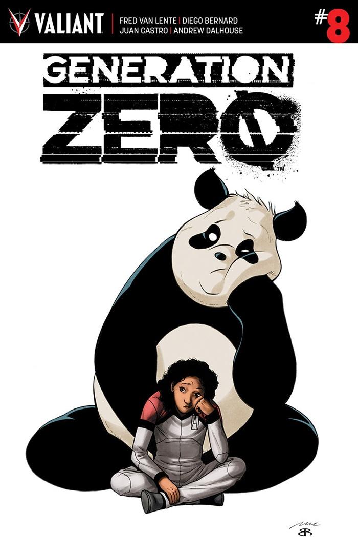 GENZERO_008_VARIANT_PEREZ ComicList Preview: GENERATION ZERO #8
