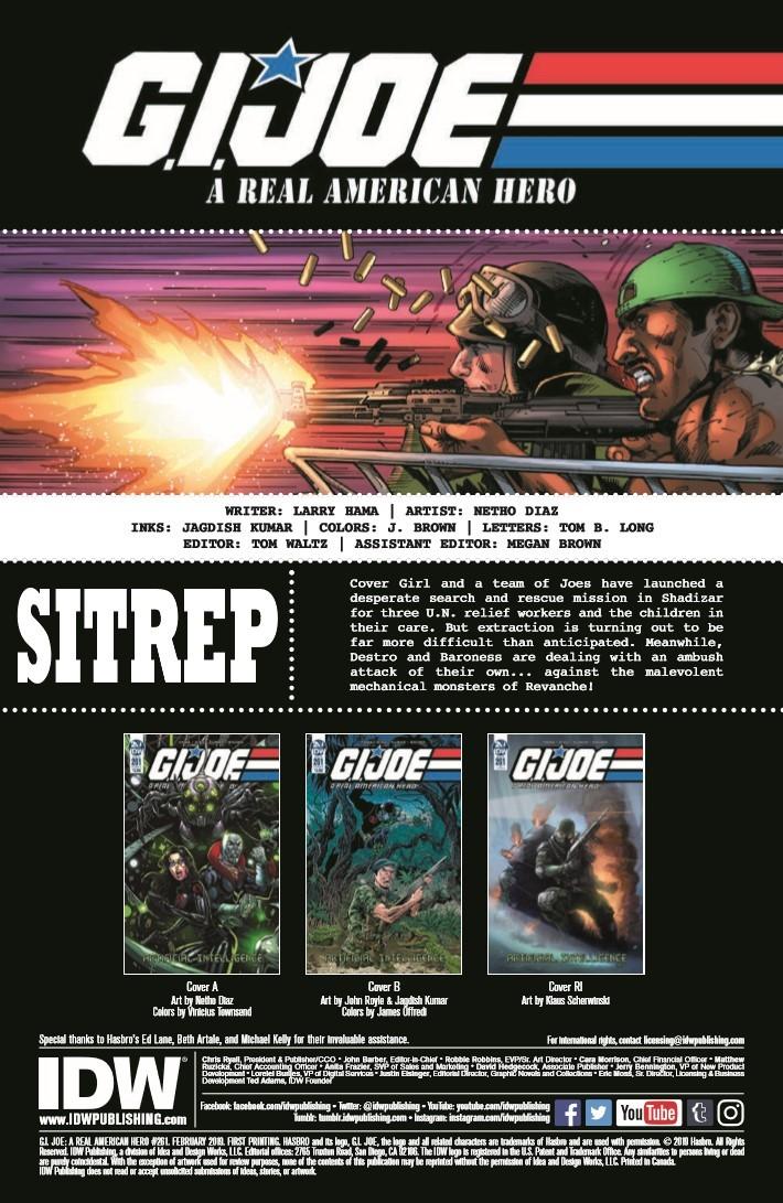 GIJOE_Real_American_Hero_261-pr-2 ComicList Previews: G.I. JOE A REAL AMERICAN HERO #261