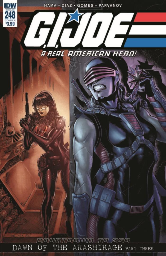 GIJoe_RAH_248-pr-1 ComicList Previews: G.I. JOE A REAL AMERICAN HERO #248