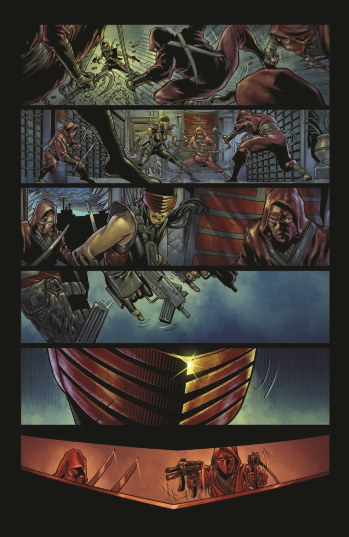 GIJoe_RAH_248-pr-4 ComicList Previews: G.I. JOE A REAL AMERICAN HERO #248