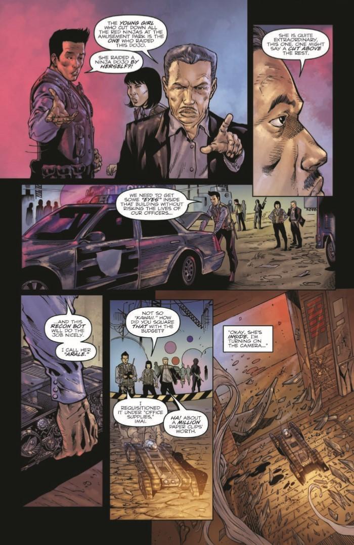 GIJoe_RAH_249-pr-4 ComicList Previews: G.I. JOE A REAL AMERICAN HERO #249