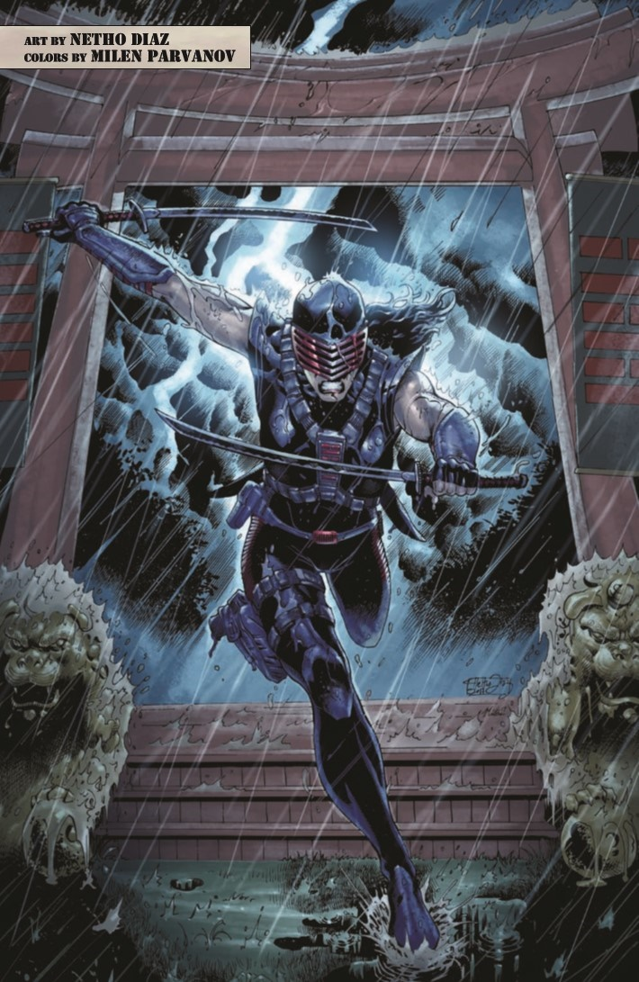 GIJoe_RealAmericanHero_Vol20-pr-4 ComicList Previews: G.I. JOE A REAL AMERICAN HERO VOLUME 20 TP
