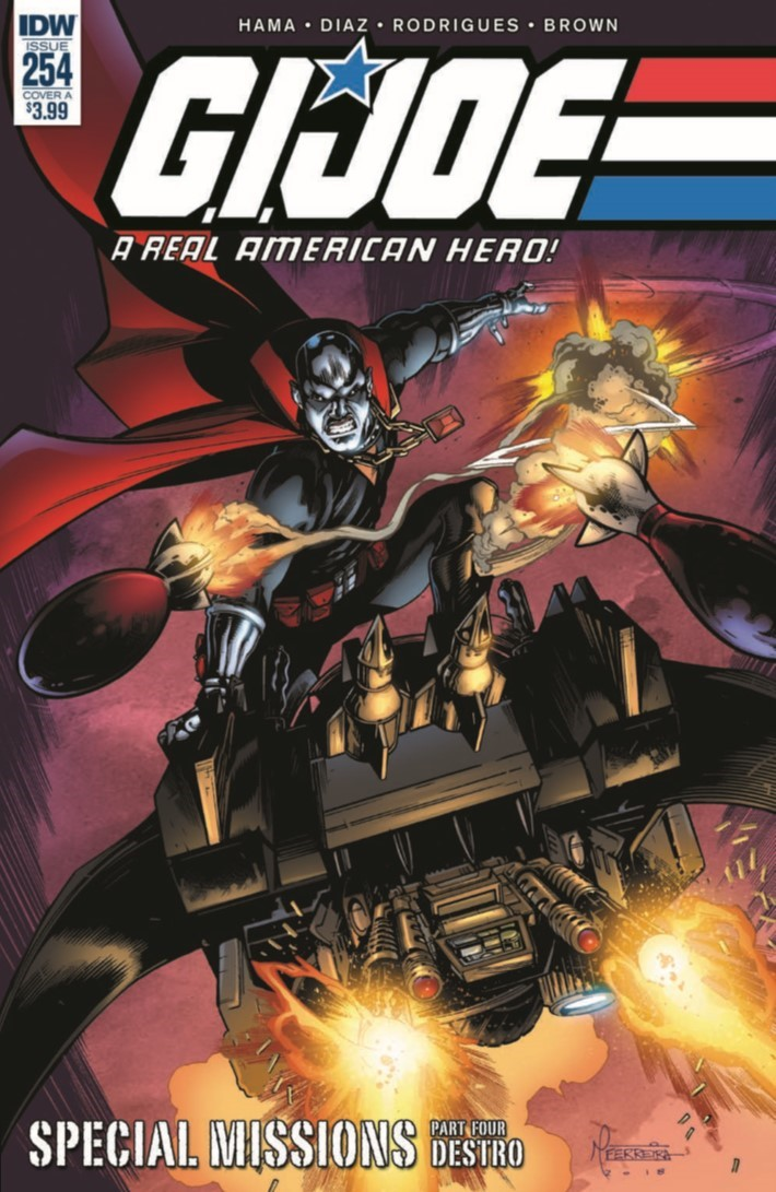 GIJoe_Real_American_Hero_254-pr-1 ComicList Previews: G.I. JOE A REAL AMERICAN HERO #254