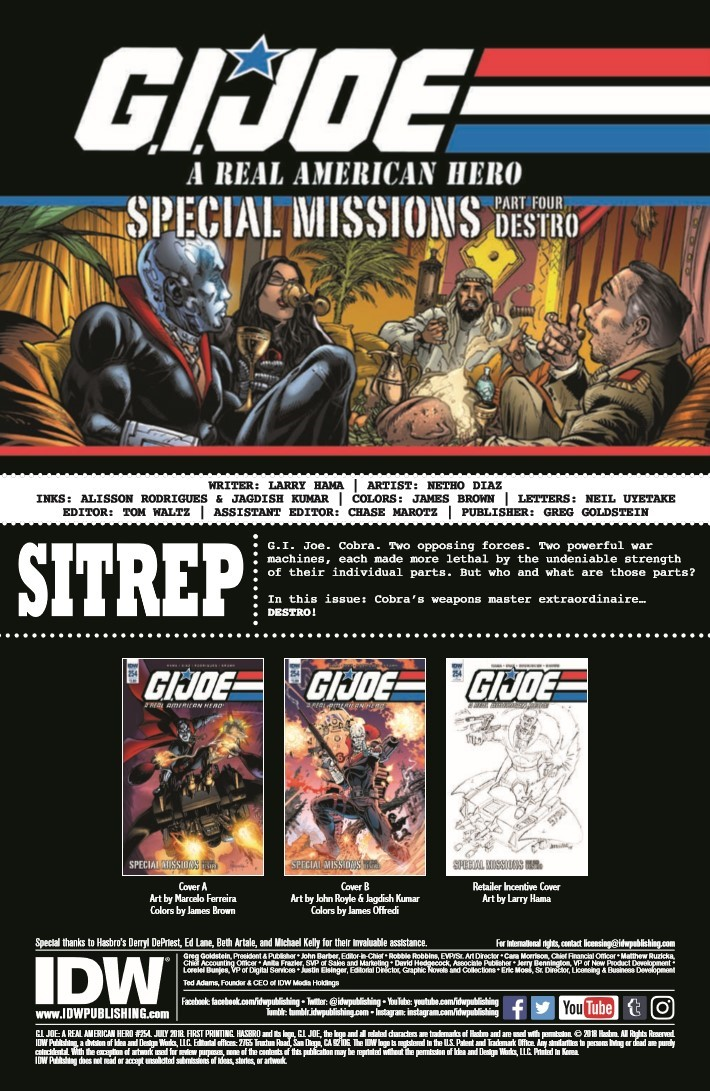 GIJoe_Real_American_Hero_254-pr-2 ComicList Previews: G.I. JOE A REAL AMERICAN HERO #254