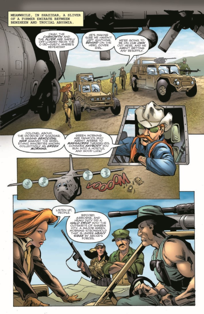 GIJoe_Real_American_Hero_259-pr-7 ComicList Previews: G.I. JOE A REAL AMERICAN HERO #259