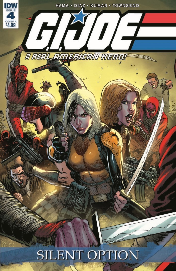 GIJoe_Silent_Option_04-pr-1 ComicList Previews: G.I. JOE A REAL AMERICAN HERO SILENT OPTION #4