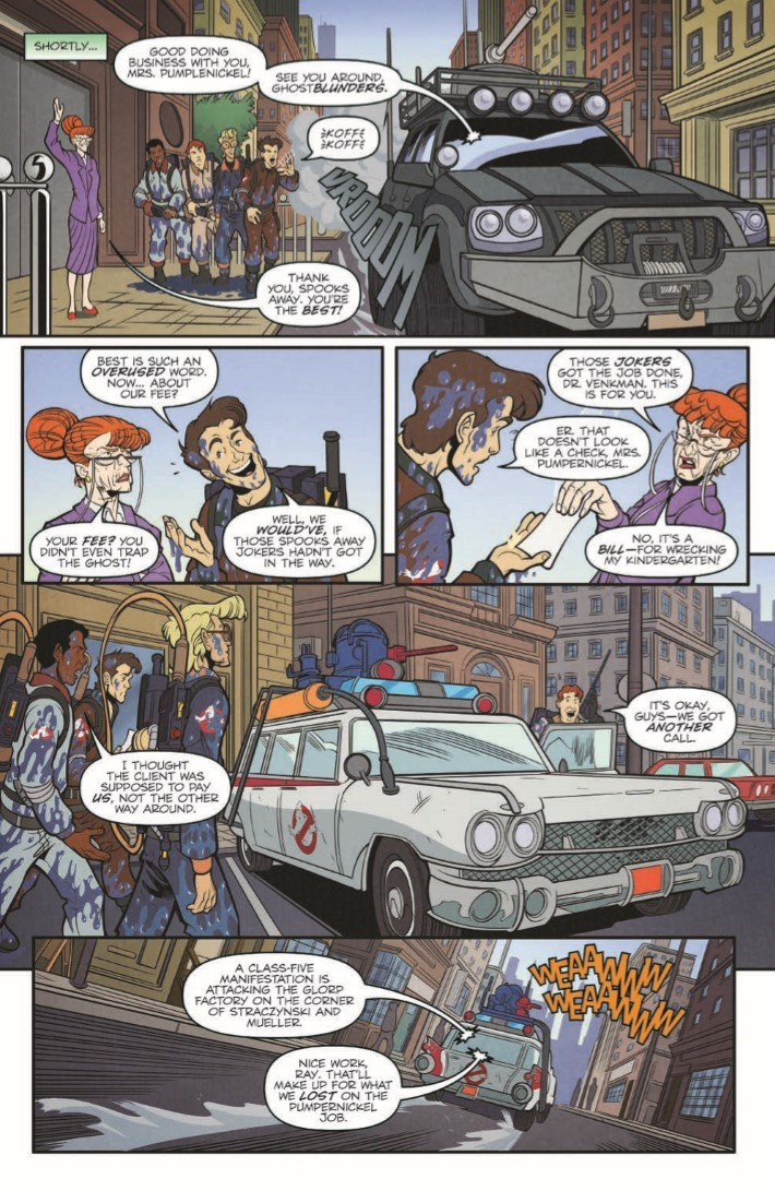 Ghostbusters_35th_Anniversary_Real-pr-7 ComicList Previews: GHOSTBUSTERS 35TH ANNIVERSARY REAL GHOSTBUSTERS #1