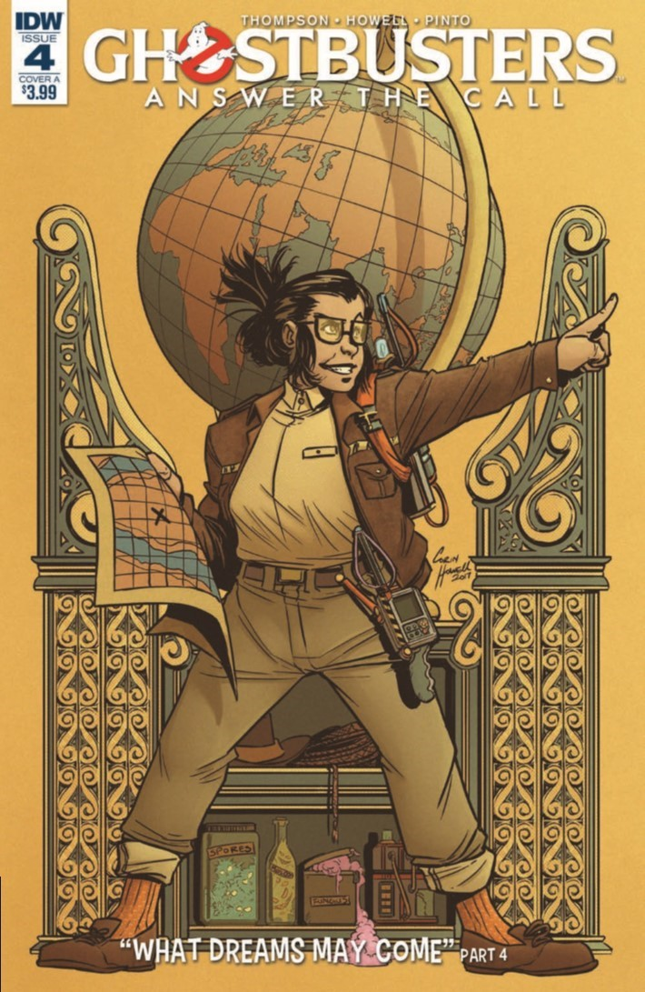 Ghostbusters_ATC_04-pr-1 ComicList Previews: GHOSTBUSTERS ANSWER THE CALL #4