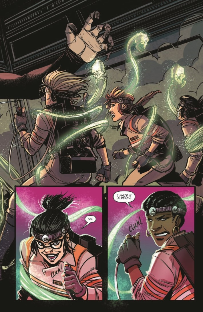 Ghostbusters_AnswerTheCall_05-pr-5 ComicList Previews: GHOSTBUSTERS ANSWER THE CALL #5