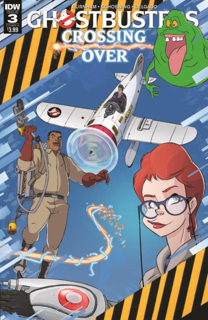 Ghostbusters_CrossingOver_03-pr-1 ComicList Previews: GHOSTBUSTERS CROSSING OVER #3