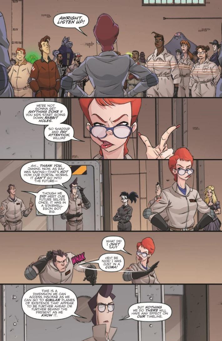 Ghostbusters_CrossingOver_03-pr-7 ComicList Previews: GHOSTBUSTERS CROSSING OVER #3