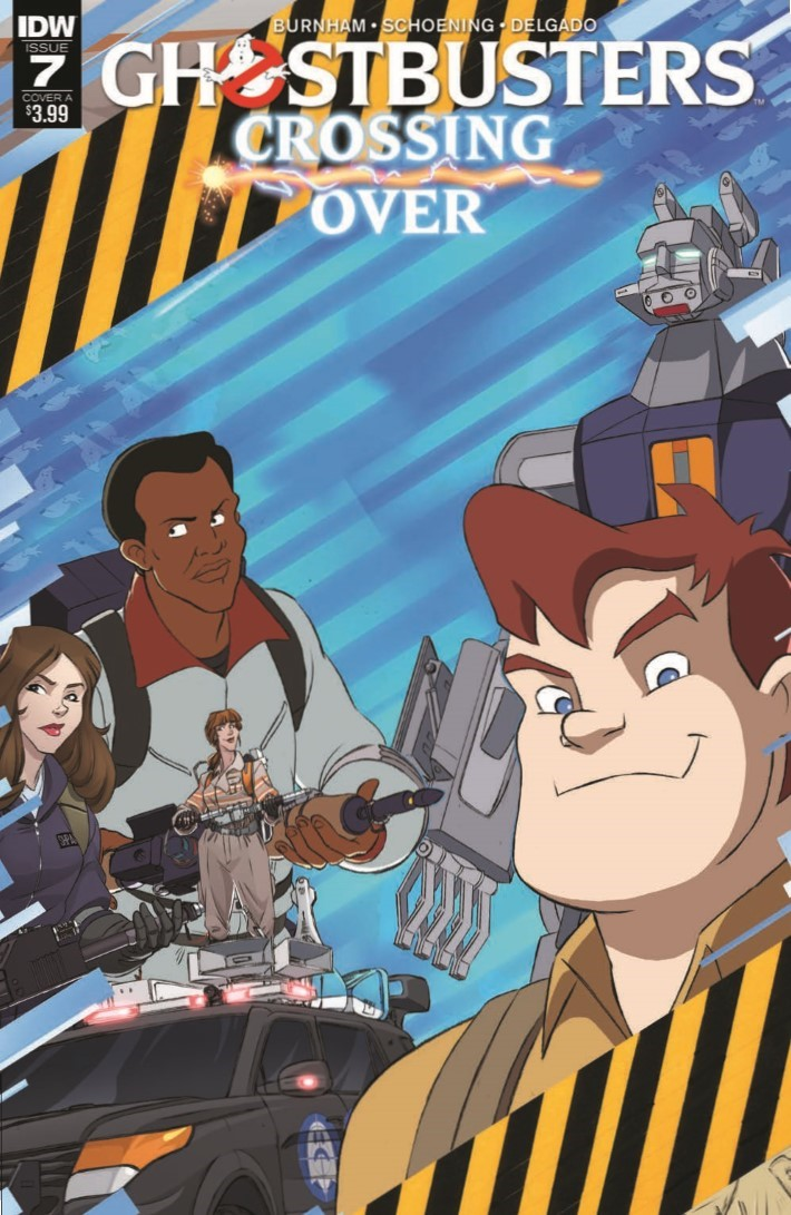 Ghostbusters_Crossing_Over_07-pr-1 ComicList Previews: GHOSTBUSTERS CROSSING OVER #7