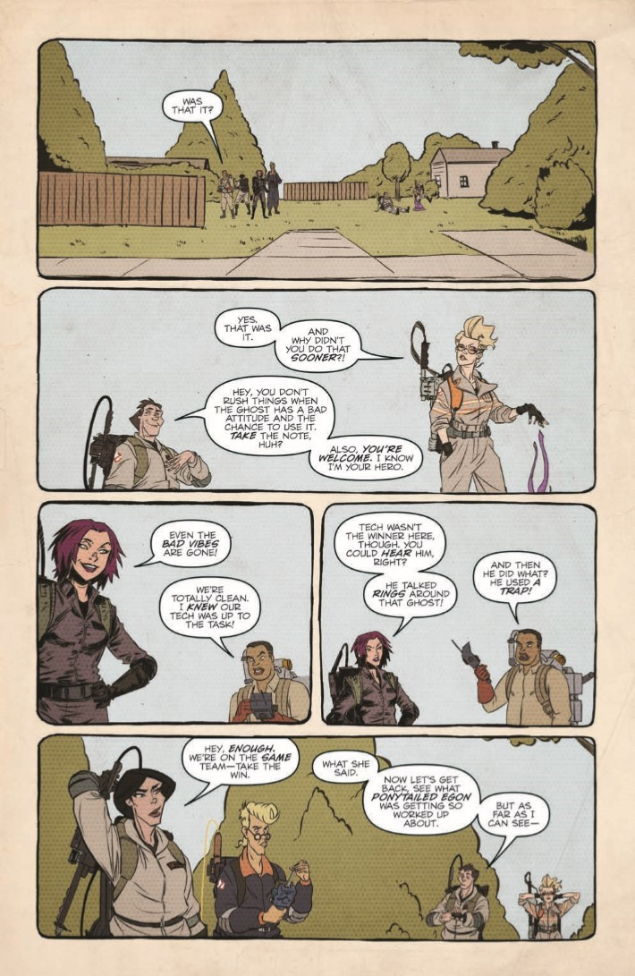 Ghostbusters_Crossing_Over_07-pr-6 ComicList Previews: GHOSTBUSTERS CROSSING OVER #7