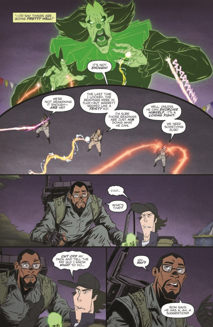 Ghostbusters_Crossing_Over_07-pr-7 ComicList Previews: GHOSTBUSTERS CROSSING OVER #7
