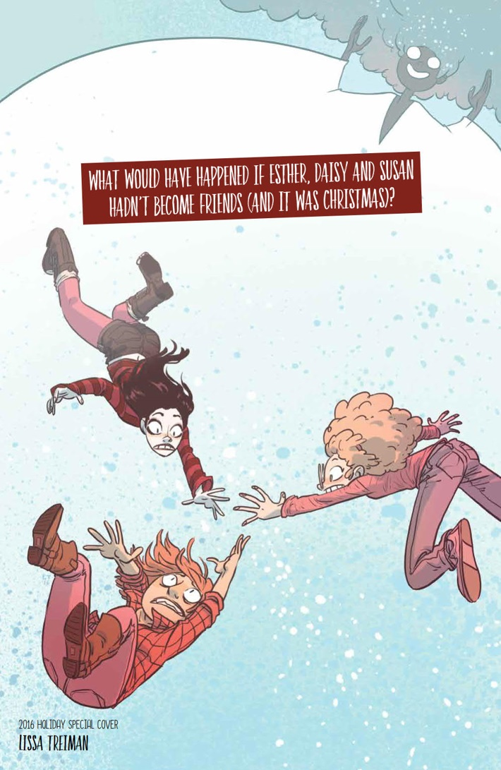 GiantDays_ExtraCredit_v1_SC_PRESS_8 ComicList Previews: GIANT DAYS EXTRA CREDIT VOLUME 1 TP