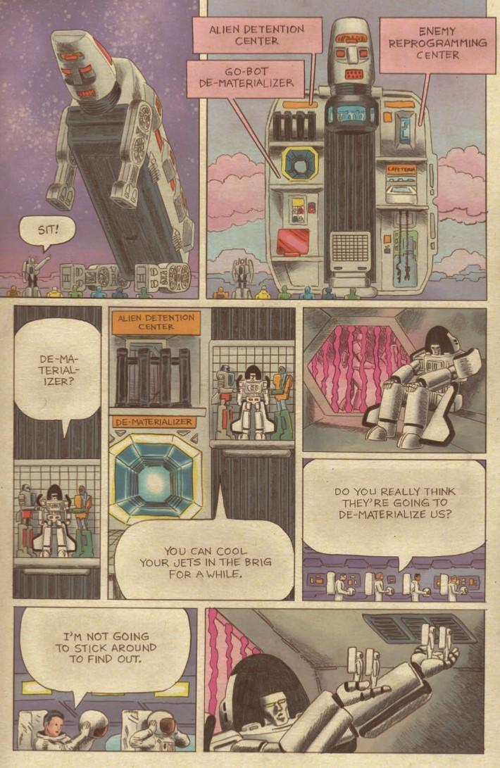 Go-Bots_03-pr-7 ComicList Previews: GO-BOTS #3