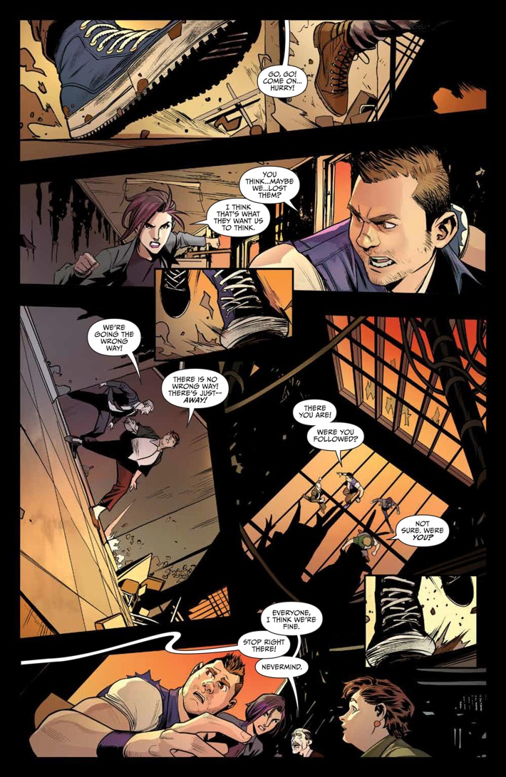 GoGoPowerRangers_009_PRESS_3 ComicList Previews: SABAN'S GO GO POWER RANGERS #9