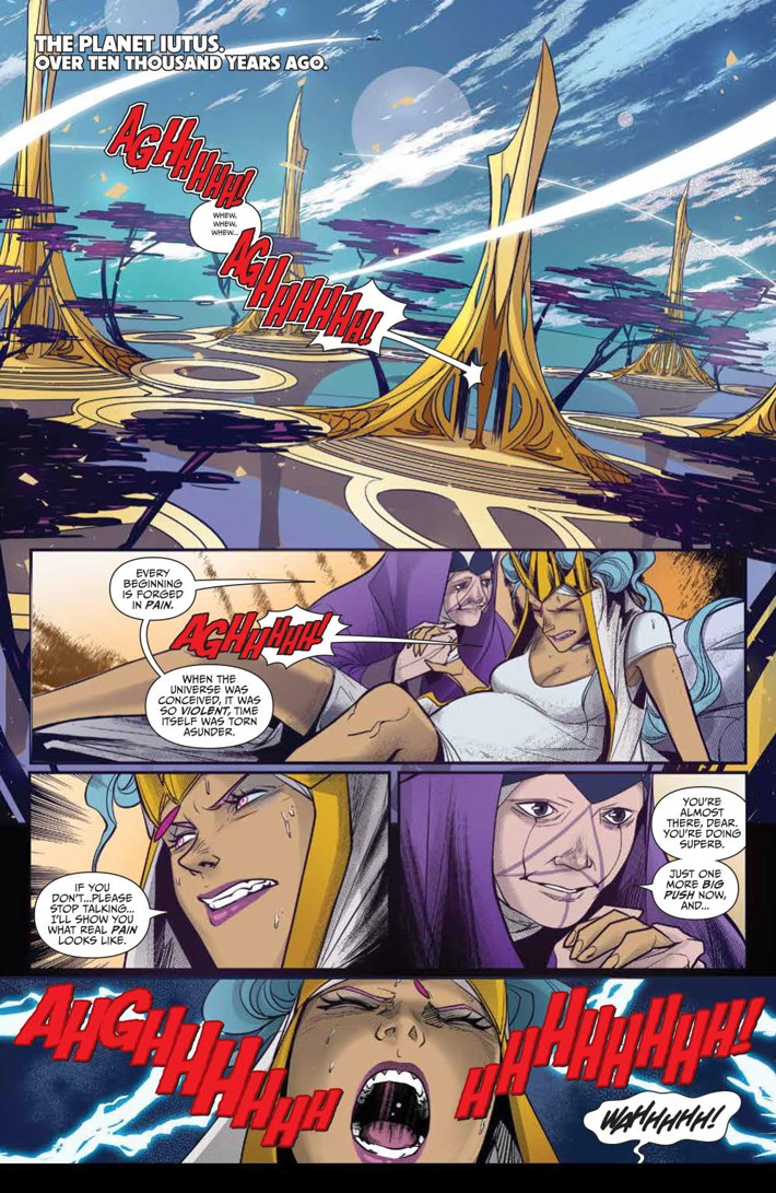 GoGoPowerRangers_017_PRESS_3 ComicList Previews: SABAN'S GO GO POWER RANGERS #17