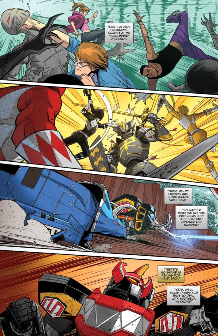 GoGoPowerRangers_017_PRESS_8 ComicList Previews: SABAN'S GO GO POWER RANGERS #17