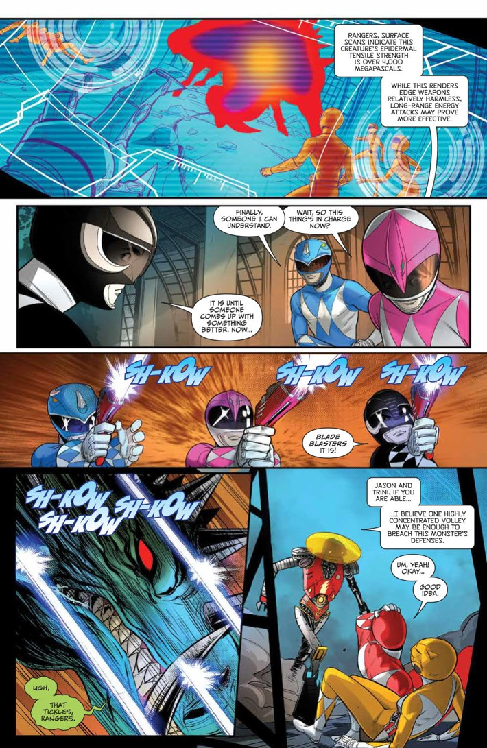 GoGoPowerRangers_018_PRESS_7 ComicList Previews: SABAN'S GO GO POWER RANGERS #18