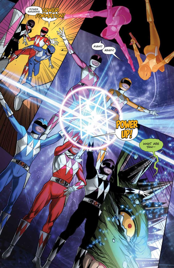 GoGoPowerRangers_018_PRESS_8 ComicList Previews: SABAN'S GO GO POWER RANGERS #18
