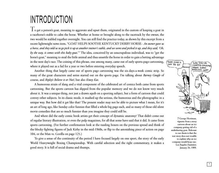 GoatGetters-pr-3 ComicList Previews: THE GOAT GETTERS HC