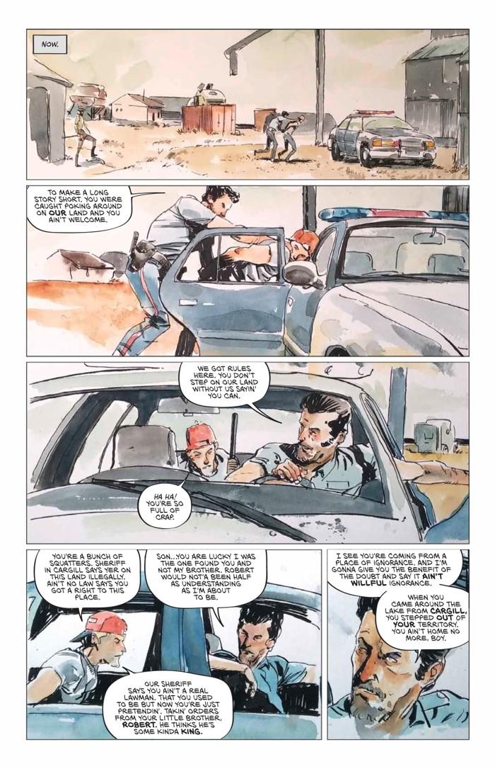 GrassKings_v1_HC_PRESS_19 ComicList Previews: GRASS KINGS VOLUME 1 HC