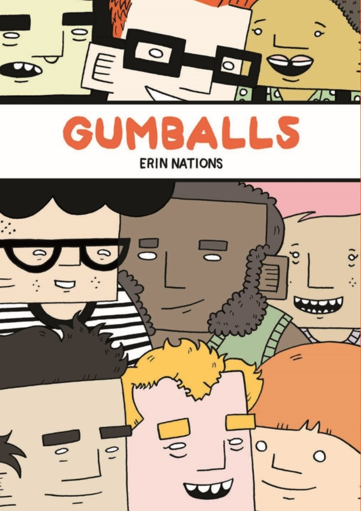 Gumball_TPB-pr-1 ComicList Previews: GUMBALLS GN