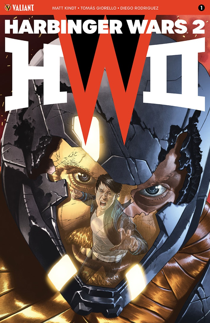 HW2_001_COVER-B_SUAYAN ComicList Previews: HARBINGER WARS 2 #1