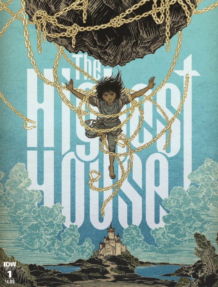 HighestHouse_01-pr-1 ComicList Previews: THE HIGHEST HOUSE #1