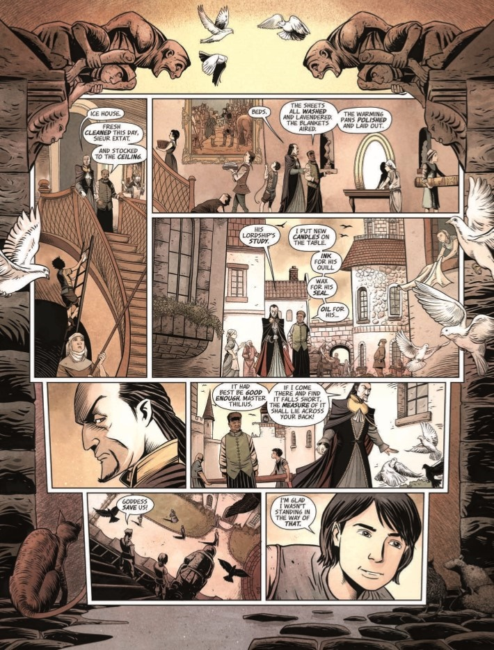 HighestHouse_03-pr-3 ComicList Previews: THE HIGHEST HOUSE #3