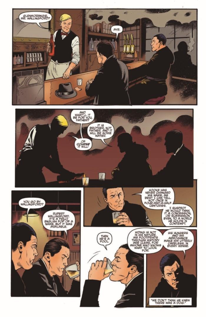 Highlander_AD_03-pr-5 ComicList Preview: HIGHLANDER THE AMERICAN DREAM #3