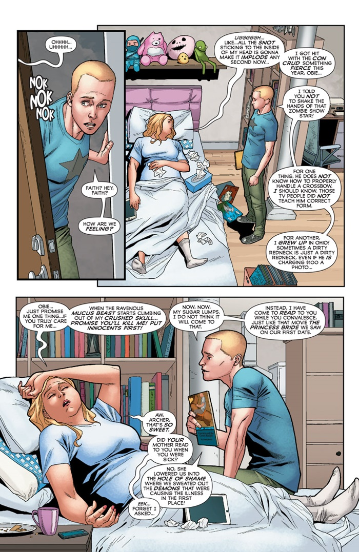 IMMORTAL_001_001 ComicList Preview: IMMORTAL BROTHERS THE TALE OF THE GREEN KNIGHT #1