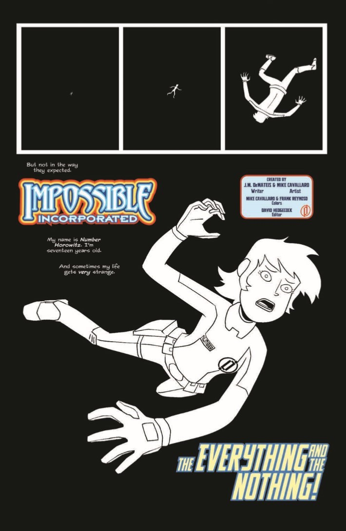 Impossible_Inc_04-pr-5 ComicList Previews: IMPOSSIBLE INCORPORATED #4