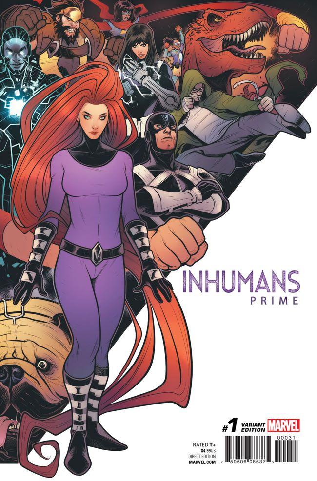 Inhumans_Prime_1_Torque_Connecting_Variant ComicList Preview: INHUMANS PRIME #1
