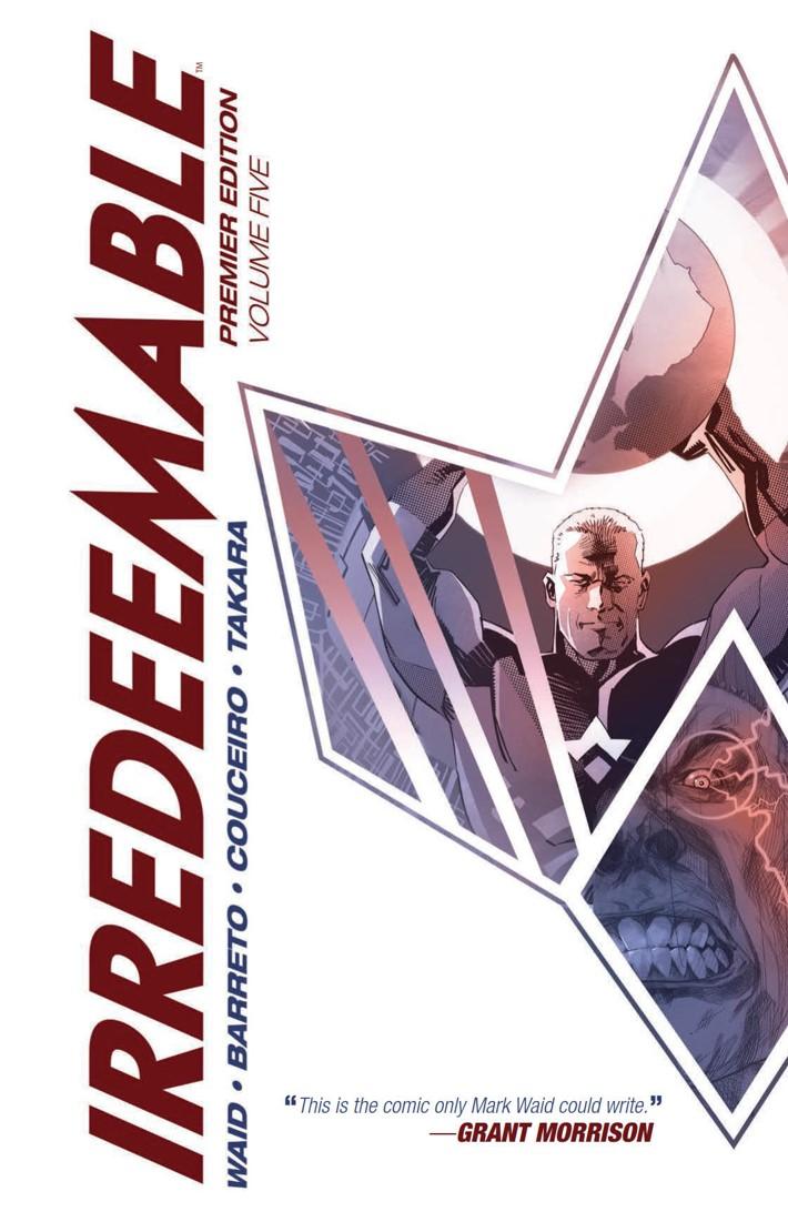 Irredeemable_Premier_v5_HC_PRESS_1 ComicList Previews: IRREDEEMABLE PREMIER EDITION VOLUME 5 HC