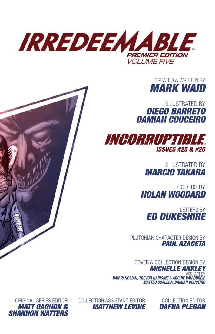 Irredeemable_Premier_v5_HC_PRESS_6 ComicList Previews: IRREDEEMABLE PREMIER EDITION VOLUME 5 HC