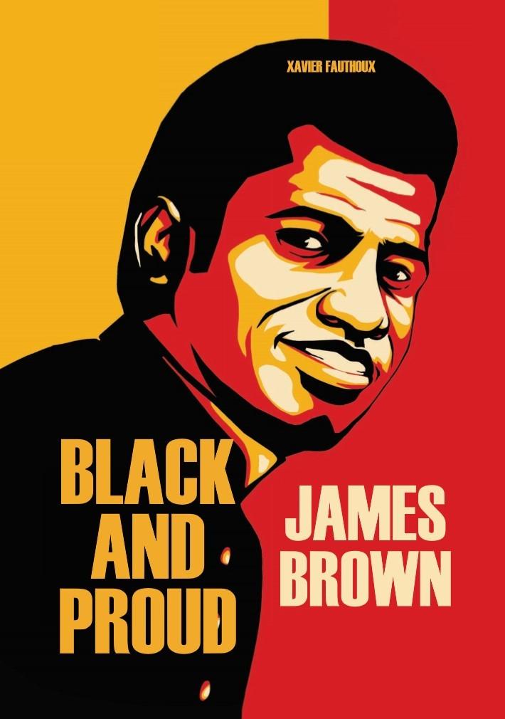 James_Brown_Black_and_Proud-pr-1 ComicList Previews: JAMES BROWN BLACK AND PROUD HC