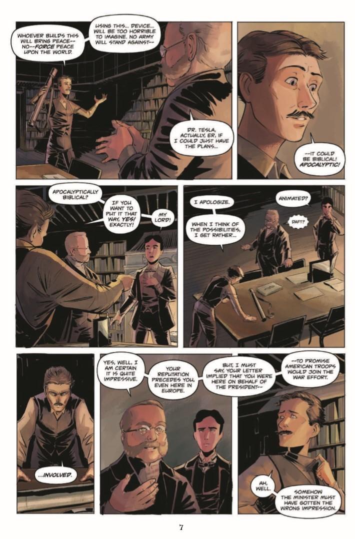 Jekyll_Island_Chronicles_vol2-pr-5 ComicList Previews: THE JEKYLL ISLAND CHRONICLES VOLUME 2 A DEVIL'S REACH GN