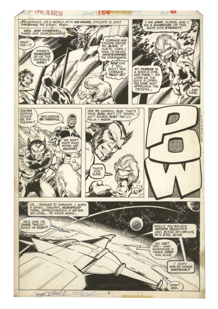 Jogn_Byrne_XMen_ArtifactEdition-pr-4 ComicList Previews: JOHN BYRNE'S X-MEN ARTIFACT EDITION HC