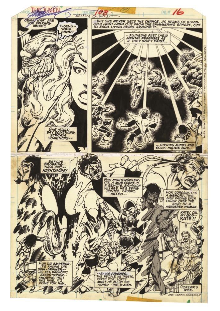 Jogn_Byrne_XMen_ArtifactEdition-pr-7 ComicList Previews: JOHN BYRNE'S X-MEN ARTIFACT EDITION HC