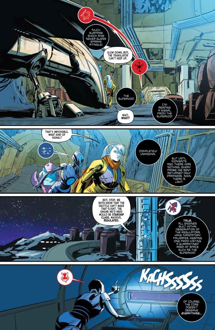 Joyride_v3_SC_PRESS_16 ComicList Previews: JOYRIDE VOLUME 3 TP