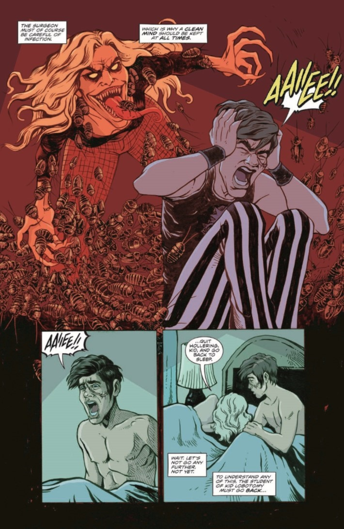 KidLobotomy_vol01-pr-6 ComicList Previews: KID LOBOTOMY VOLUME 1 TP
