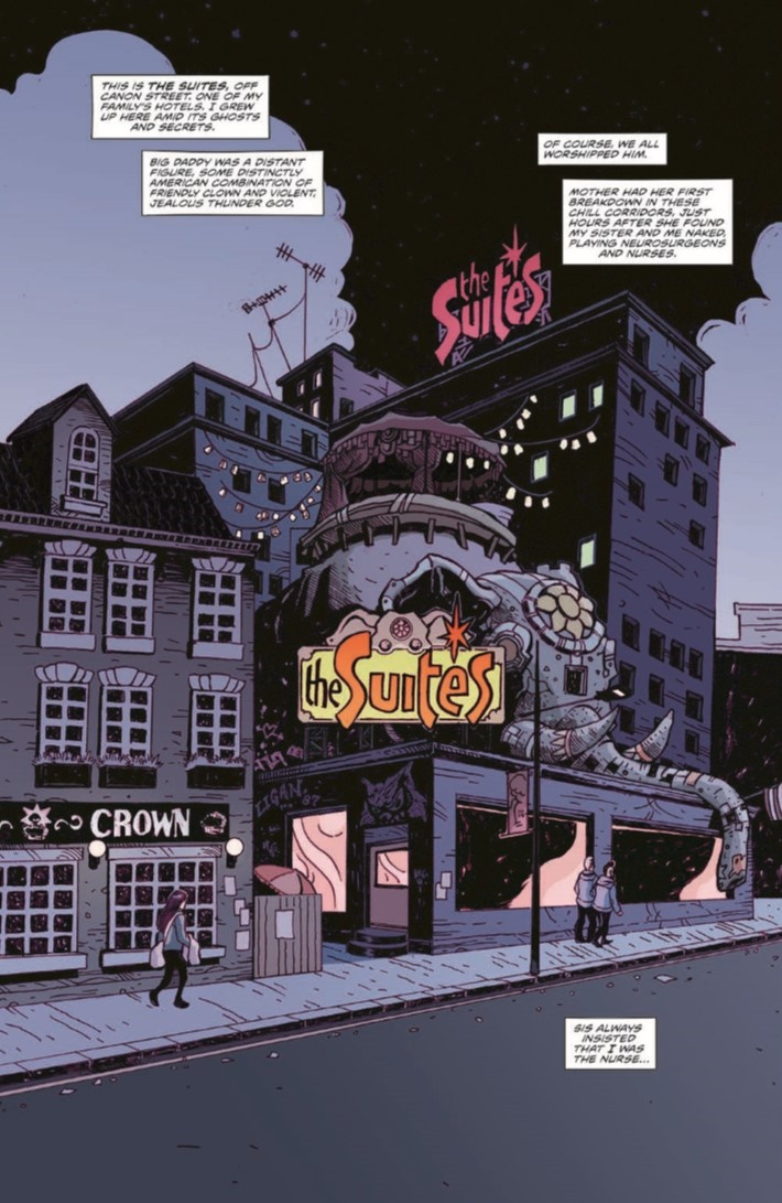 KidLobotomy_vol01-pr-8 ComicList Previews: KID LOBOTOMY VOLUME 1 TP