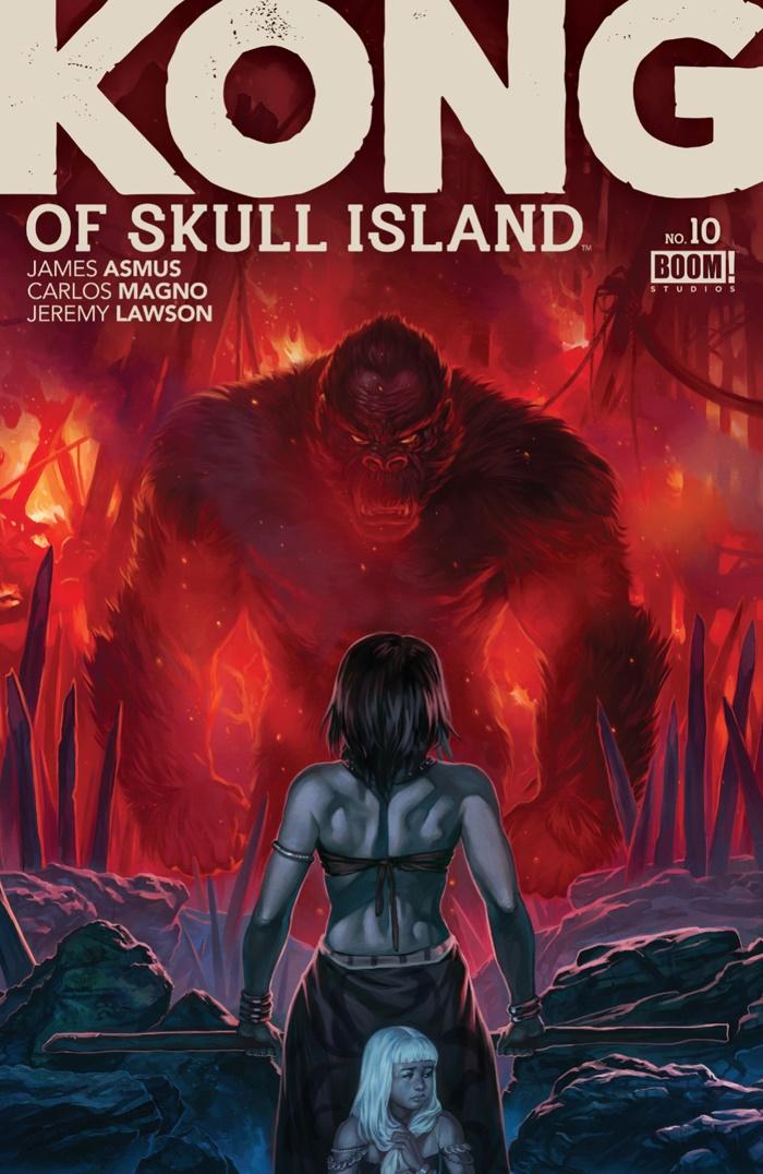 KongSkullIsland_010_PRESS_1 ComicList Preview: KONG OF SKULL ISLAND #10
