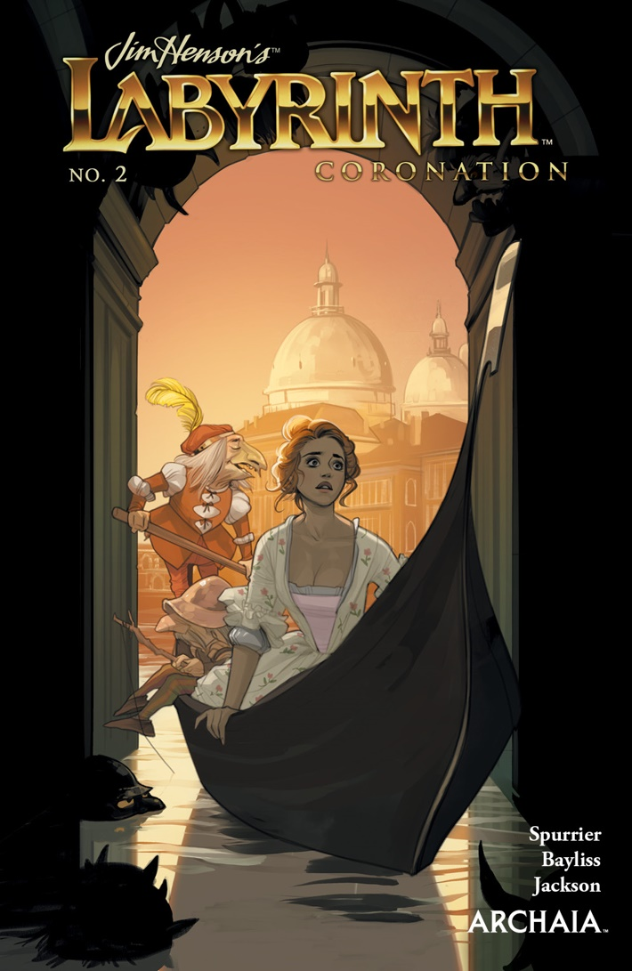 Labyrinth_Coronation_002_2ndPrint_PRESS ComicList Previews: JIM HENSON'S LABYRINTH CORONATION #2 (2ND PRINTING)