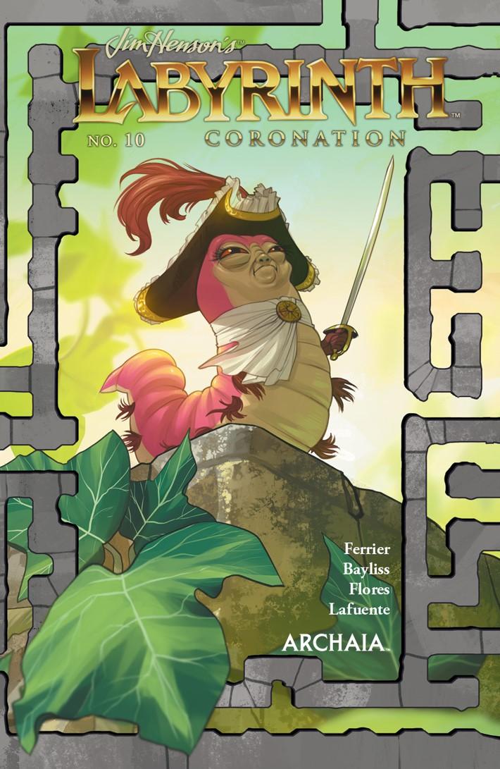 Labyrinth_Coronation_010_A_Main ComicList Previews: JIM HENSON'S LABYRINTH CORONATION #10