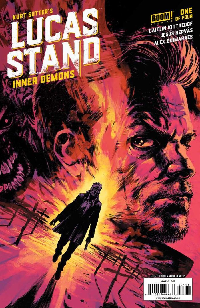 LucasStand_InnerDemons_001_PRESS_1 ComicList Previews: LUCAS STAND INNER DEMONS #1